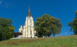 Jungfruliga Mary basilika Royaltyfri Fotografi