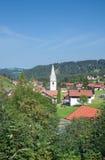 Jungholz,North Tirol,Austria Stock Image