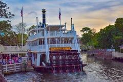 Jungle Cruise in Adventure Island at Magic Kingdom in  Walt Disney World . royalty free stock photography