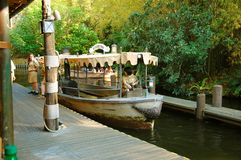Jungle Cruise Stock Image