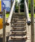 Jungle gym ladder Stock Photos