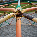 Jungle Gym Stock Image