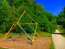 Jungle Gym Royalty Free Stock Images
