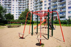 Jungle gym Royalty Free Stock Image