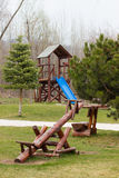 Jungle gym Stock Images