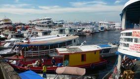 Jungle Port Royalty Free Stock Photos