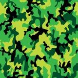 Jungle profonde de camouflage illustration stock