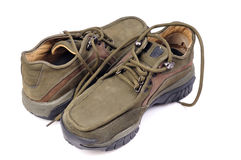 Jungle shoes Royalty Free Stock Photos