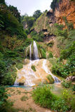 Jungle Waterfalls Royalty Free Stock Photos