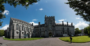 6 juni, 2017, Cork, Ierland - Cork College University Stock Foto's
