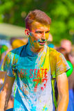 19 juni, 2016, orekhovo-Zuevo, het gebied van Moskou, Rusland Festiv Stock Fotografie