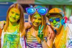 19. Juni 2016 Orekhovo-Zuevo, Moskau-Region, Russland Das festiv Lizenzfreies Stockfoto