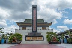 Juni 11, 2017 på framdelen av filippinskt kinesiskt anti-japanskt krig M Fotografering för Bildbyråer