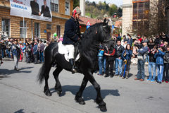 Juni parade Brasov Stock Images