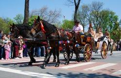 Juni Parade (Brasov/Romania) Stock Image