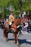 Juni Parade (Brasov/Rumänien) Lizenzfreies Stockbild