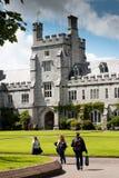 Juni 6th, 2017, kork, Irland - Cork College University Royaltyfria Foton
