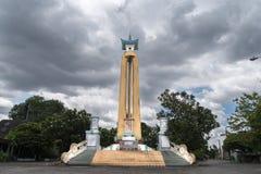 Juni 11, torn på Manila den kinesiska kyrkogården, Manila som är filippinsk Royaltyfria Bilder