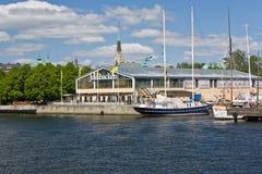 Junibacken,斯德哥尔摩 免版税库存图片