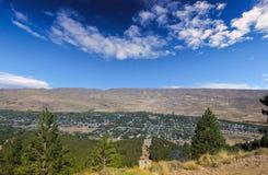 Junin DE los de Andes royalty-vrije stock foto