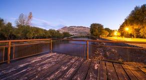 Junin de los le Ande Fotografia Stock