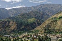 Junin, Pérou Image libre de droits