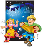Junina Party Theme Stock Images