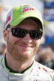 Junior di Dale Earnhardt del driver di NASCAR Fotografia Stock Libera da Diritti