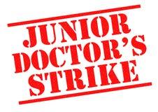 JUNIOR DOCTOR`S STRIKE Stock Photos