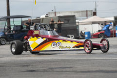 Junior dragster Stock Image