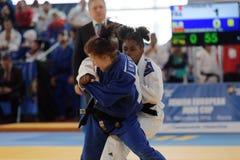 Junior European Judo Cup 2016 Royalty Free Stock Photo