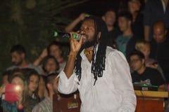Junior kally śpiewa Obraz Stock