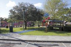Junior League Play Park Fotos de Stock
