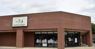 Junior League Repeat Boutique, Memphis, TN lizenzfreies stockbild