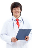 Junior physician Stock Images