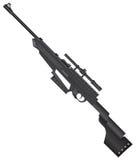 Junior Sniper Rifle Stock Images