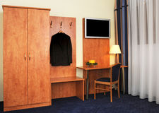 Junior suite. View of the interior of a junior suite Royalty Free Stock Photo