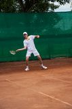 Junior tennis competitions Royalty Free Stock Images