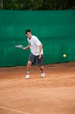 Junior tennis competitions, Stock Photography