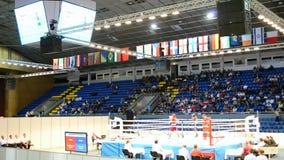 Junior World Boxing Championships, Kiev, Ucrânia, video estoque