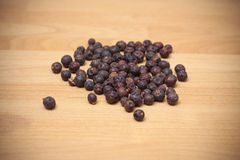 Juniper berries Royalty Free Stock Photos