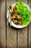 Juniper pork Stock Image