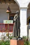 Junipero Serra Statue Fotos de archivo