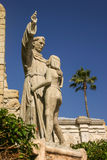 Junipero Serra Statue - San Juan Capistrano, CA Stock Photos