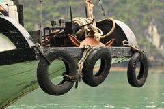 Junk Boat Royalty Free Stock Photos