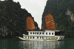 Junk Boat Stock Image