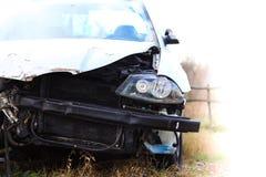 Junk car Stock Photography