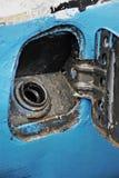 Junk car detail Stock Images