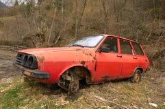 Junk car Royalty Free Stock Photo
