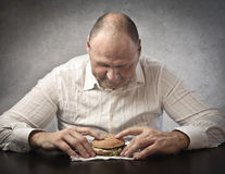 Junk food Royalty Free Stock Photography